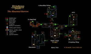 The Haunted Burrow Lotro Wiki Com