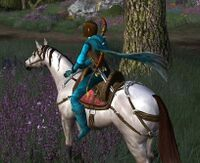 Image of Hunting Steed