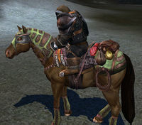Image of Steed of the Burglar (Pony)