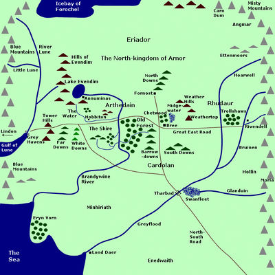 map ofmiddle east with Arnor on Map big besides What Exactly Is Middle Earth In Tolkiens Legendarium furthermore Palestine And International Law in addition East 20clipart additionally Arnor.