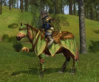 Image of Steed of the Withywindle (Pony)