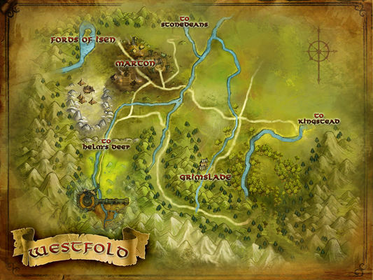 Lord Of The Rings Online World Map.Maps Lotro Wiki Com